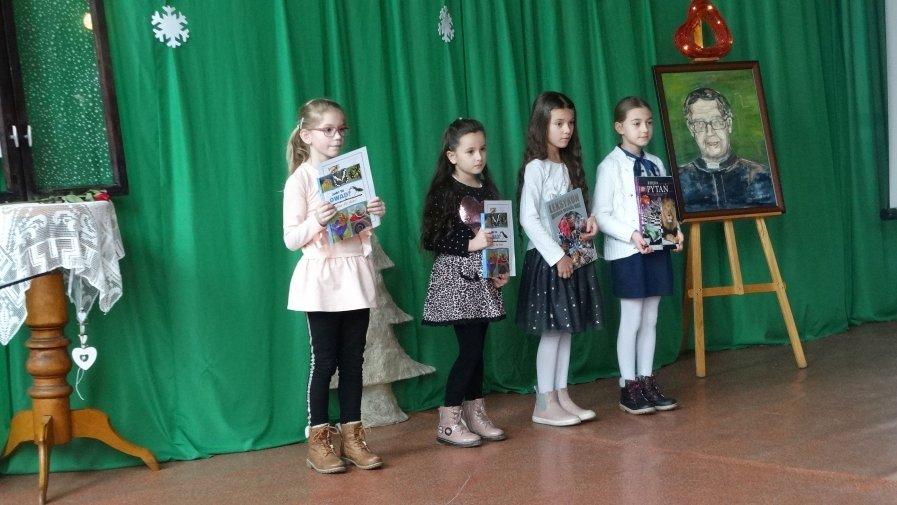 Święto Patrona Szkoły w Chwaliszewie