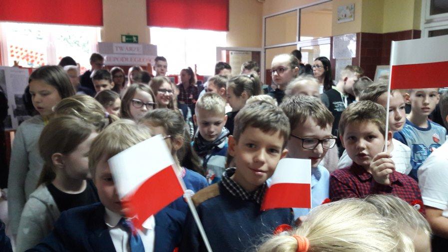 Obchody 100 - lecia Odzyskania Niepodległości przez Polskę