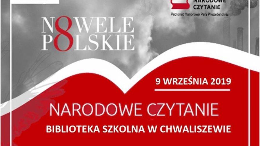 Narodowe Czytanie w Chwaliszewie!