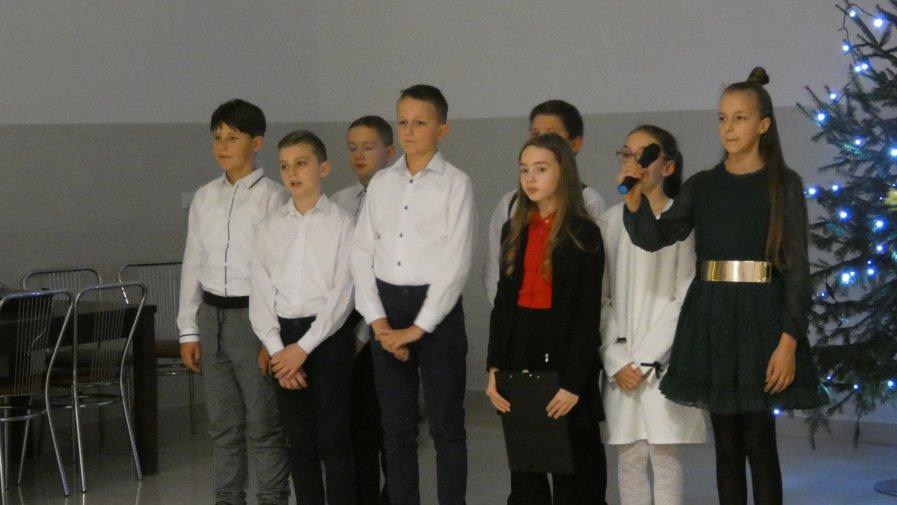Spotkanie opłatkowe w Kole Gospodyń Wiejskich w Chwaliszewie